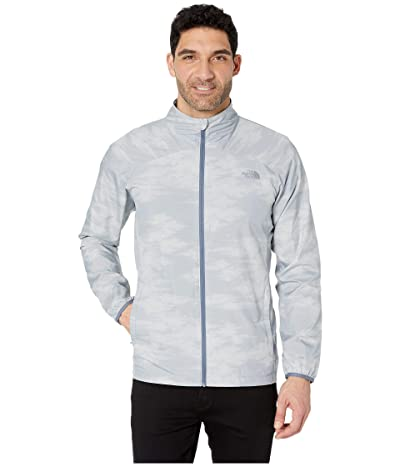 The North Face Ambition Jacket (Mid Grey Nebula Print) Men