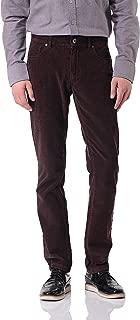Pantalones De Pana Algodón Slim Fit Casual para Hombre PH-06