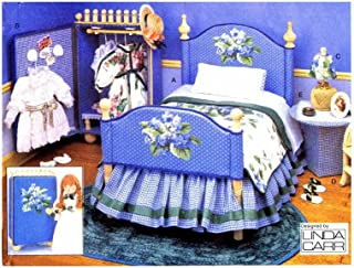 Vogue Craft 9352 Doll Collection Furniture Pattern