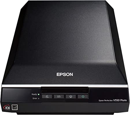 Epson Perfection V550 Color Photo