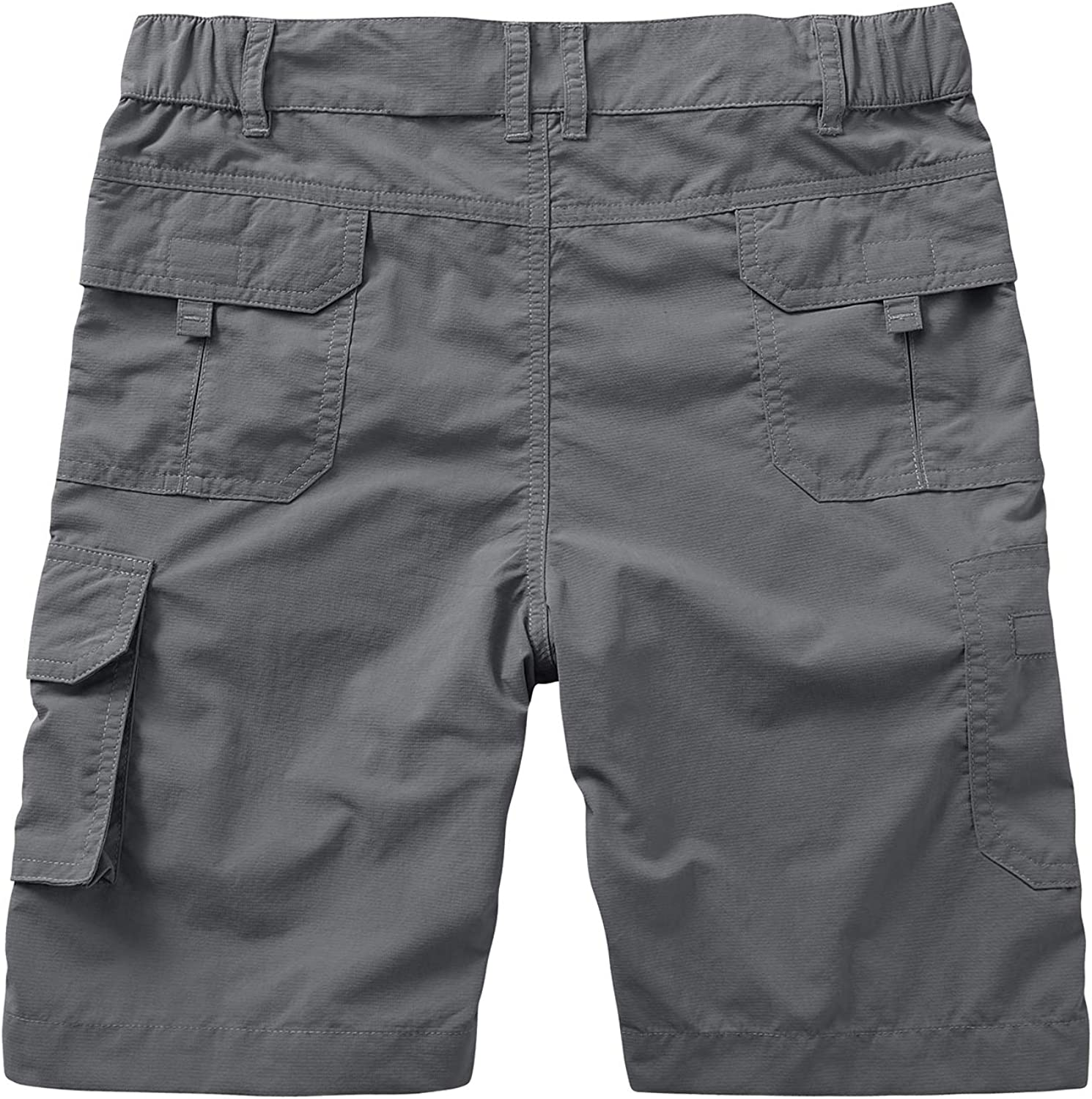 Lightweight Cargo Tatical Zipper Pockets Camping Travel Shorts Kids Boys Youth Hiking Casual Quick Dry Shorts