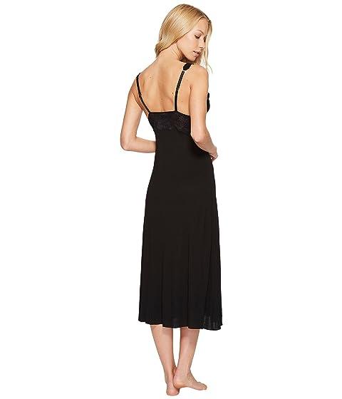 vestido Zen Natori Floral Floral Zen Floral vestido Natori negro Natori vestido Zen negro 0PwqZ4