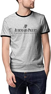 MenSports Barclays-Logo- Short Sleeves Pure 100% Cotton Round NeckT Shirts