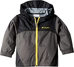 357774f93 Grill/Black/Autzen. 4. Columbia Kids. Glennaker™ Rain Jacket (Toddler)