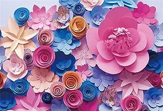 Best paper flower background Reviews