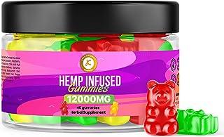 Premium Gummies | 12000mg | 40 Gummies | Max Strength | Made