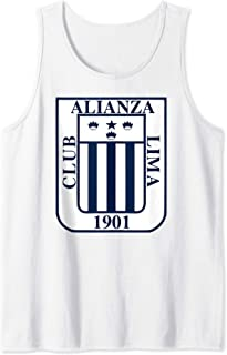 Peru Shirt Peruvian ALIANZA LIMA Men Women SOCCER Tank Top