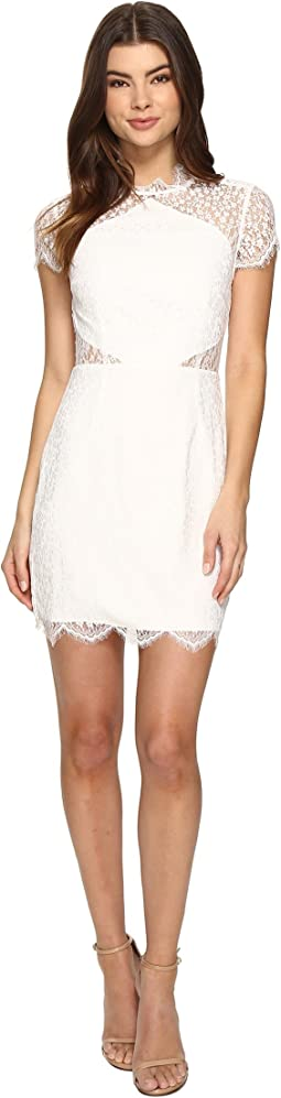 Day Dream Lace Mini Dress