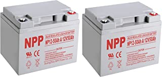 12v 50ah agm battery