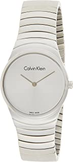 Calvin Klein Women's Dial Stainless Steel Band Watch - K8A231-46