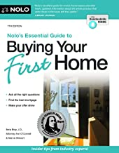Nolo's Essential Guide to Buying Your First Home Book PDF