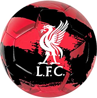 Compatible to Liverpool Soccer Ball (Size 4), Licensed...