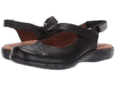 Rockport Cobb Hill Collection Penfield Sling (Black) Women