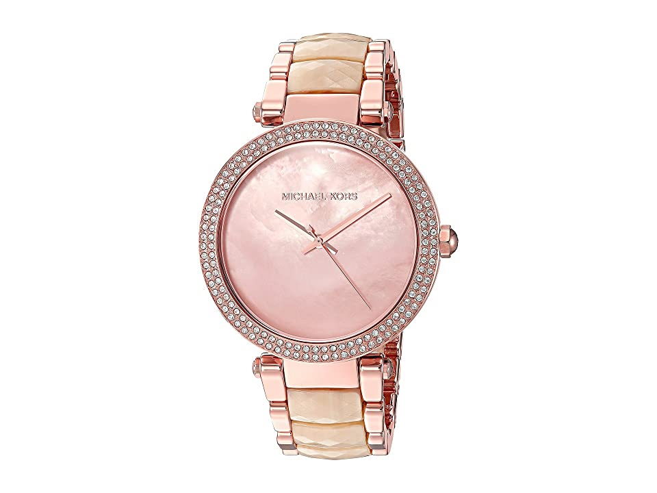 Michael Kors MK6492 - Parker (Rose Gold) Watches