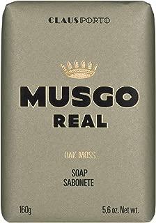 Claus Porto Men's Body Soap, Oak Moss, 5.64 oz.