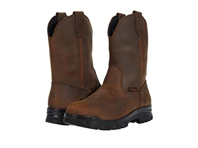 Wolverine Chainhand Wellington (Brown) Men