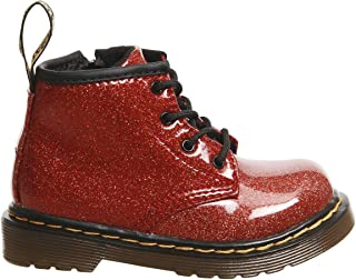 Dr. Martens Kid's Collection Baby Girl's 1460 Patent Glitter Infant Brooklee Boot (Toddler)