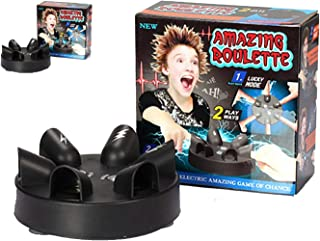 Greatstar Upgrade Electric Shocking Lie Detector,Novelty Game Interesting Polygraph Game Truth Game Party Game Analyzer Consoles Gifts (Finger)