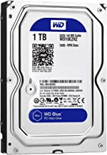 WD Blue - Disco Duro para Ordenadores de sobremesa de 1 TB (5400 RPM, SATA a 6 GB/s, 64 MB de caché, 3,5
