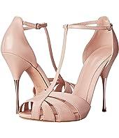 Alexander McQueen - Sandal Pelle S.Cuoio