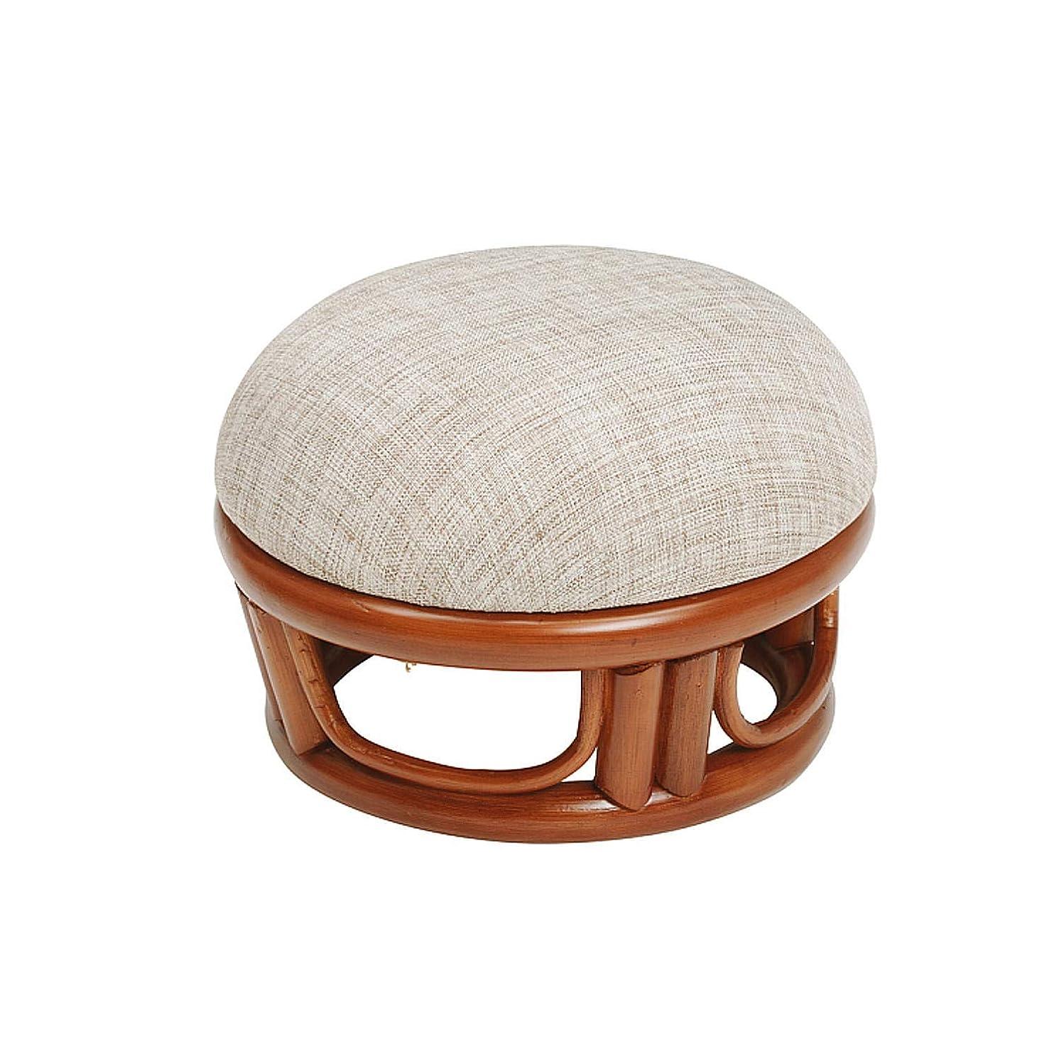 堀交渉する呼び起こす籐正座椅子 正座椅子 SIsiS2217055BR