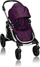 Baby Jogger 2011 City Select Single Stroller, Amethyst (Discontinued by Manufacturer)