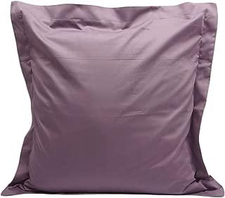 Acrilan Bedding Lilac Pillow Shams Set of 2 - Luxury 600 Thread Count 100% Egyptian Cotton (2 Pack, Euro 26x26)