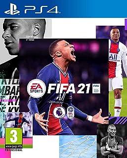 FIFA 21 Standard Edition PS4 - 2725606914909