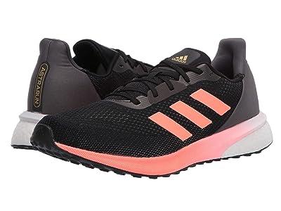 adidas Running Astrarun (Core Black/Signal Coral/Grey Five) Men