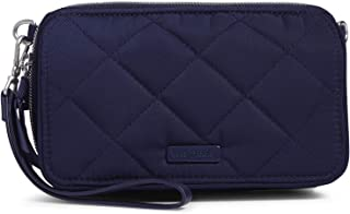 Vera Bradley Performance Twill All in One Crossbody Purse with RFID Protection