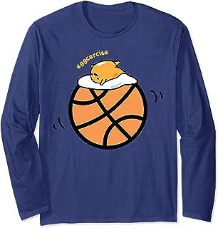 Exercise eggcercise Basketball Fitness Long Sleeve T-Shirt