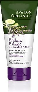 Avalon Organics Brilliant Balance Enzyme Scrub, 4 oz.