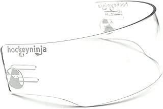 Ronin (TM) R5 PRO Vented-Cut Hockey Visor (Anti-Scratch / Anti-Fog) CE Certified