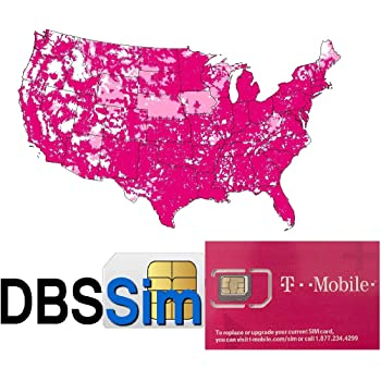 USA T-Mobile Simple Mobile 12 días prepago tarjeta SIM ilimitado 4G Internet datos, llamadas, textos+ llamadas internacionales a España y 69+ países: Amazon.es: Electrónica