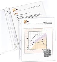 "C-Line Top Loading Sheet Protectors 8.5""X11"" 100/"