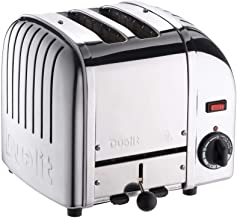 Dualit Classic 2-Slot Toaster - Stainless Steel