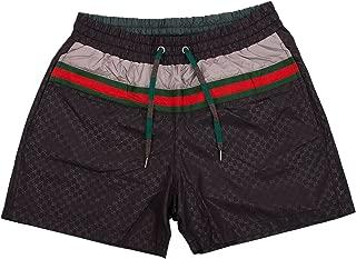 Swim Shorts, Black Mens Swim Trunks - Sizes: S, M, L, XL,...