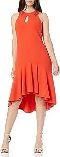 فستان بتلات للنساء من ترينا ترك