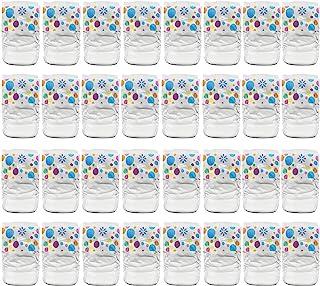 حفاضات بيبي دول عبوة اقتصادية معادة التعبئة لبيبي لايف بيبي دول، 32 حفاضة من بايل باديز