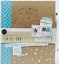 La De Dah Kraft Creative Diary Sparkle Journal Scrapbook Memory Photo Book