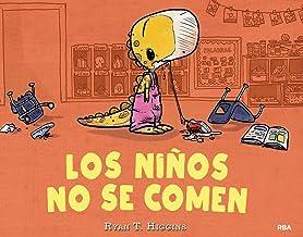 Los niños no se comen (COFRE ENCANTADO) (Spanish Edition)