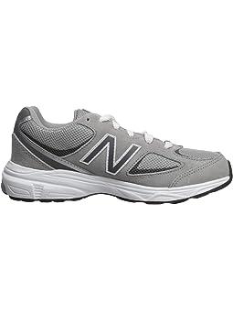 New Balance Kids Gray Shoes + FREE