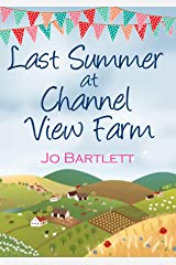 Last Summer at Channel View Farm Kindle Edition