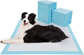 """BESTLE Extra Large Pet Training and Puppy Pads Pee Pads for Dogs 28""""x34"""" Super Absorbent & Leak-Proof"""