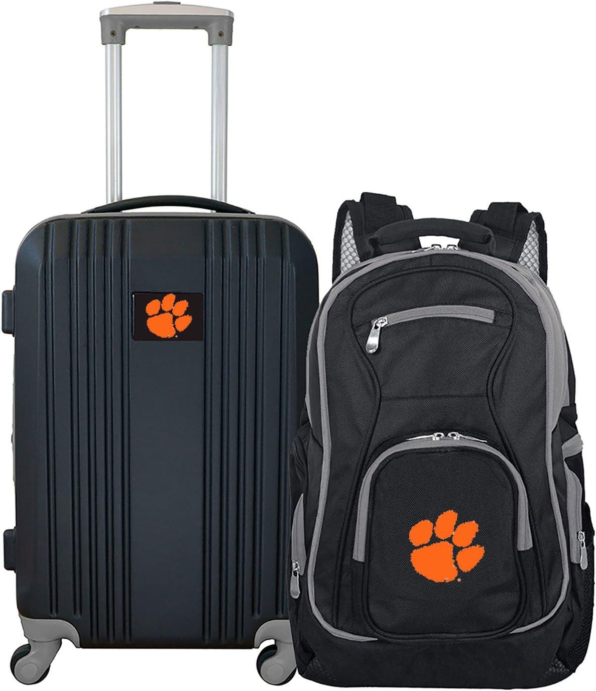 NCAA 2-Piece Luggage Set