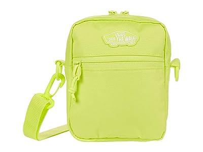 Vans Street Ready II Crossbody (Sunny Lime) Handbags