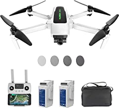 $569 » HUBSAN Zino 2 Plus 4K Drone 60fps UHD Camera 3-Axis Gimbal 9KM Transmission GPS FPV RC Quadcopter, Auto Return Home Brushl...