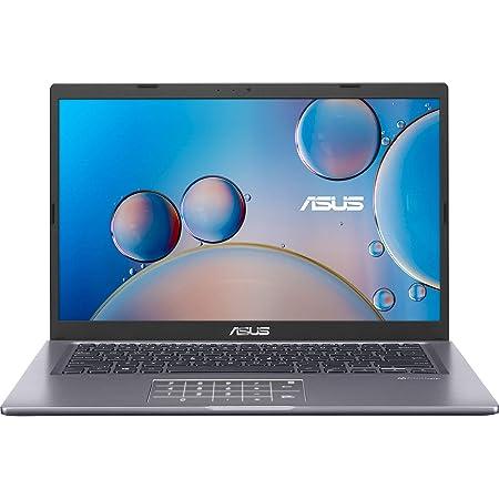"ASUS F415MA - Portátil 14"" HD (Celeron N4020, 4GB RAM, 256GB SSD, UHD Graphics 600, Sin Sistema Operativo) Gris Pizarra - Teclado QWERTY español"