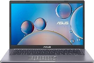 "ASUS F415MA - Portátil 14"" HD (Celeron N4020, 4GB RAM, 256GB SSD, UHD Graphics 600, Sin Sistema Operativo) Gris Pizarra - ..."