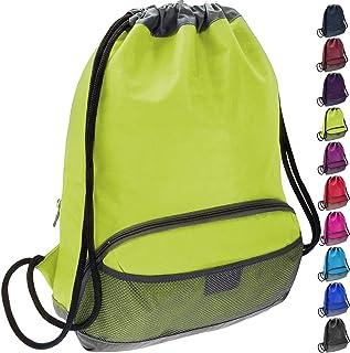 cf6b72356eba ButterFox Water Resistant Swim Gym Sports Dance Bag Drawstring Backpack  Cinch Sack Sackpack for Men and Women, Waterproof Fabric